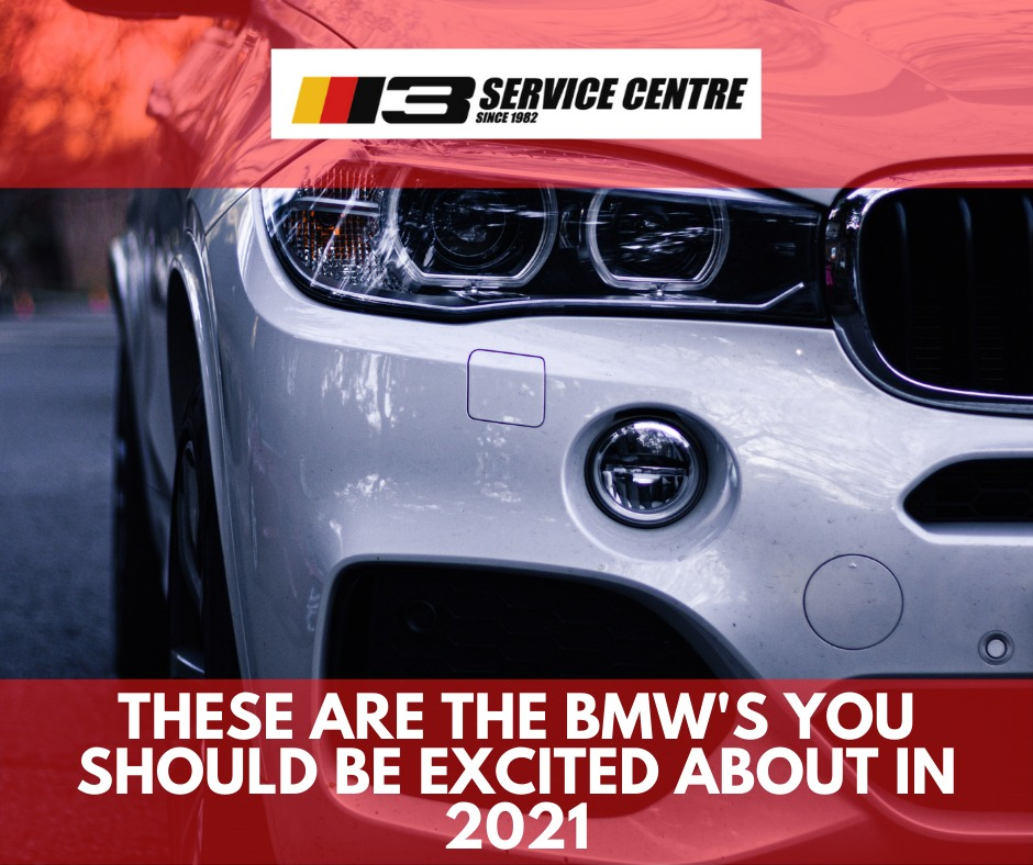 These are the BMW's you should be excited about in 2021